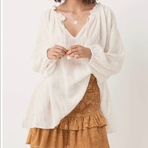 NWT Spell Milla Blouse Size XL